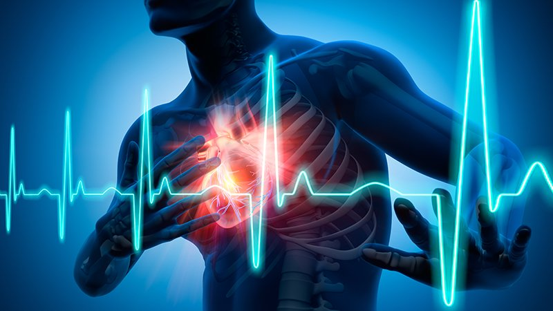 Principalele semne și simptome care ne pot anunța prezența unei boli de inimă